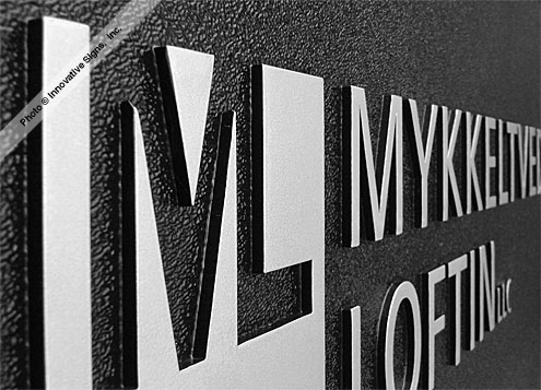 Mykkeltvedt_CU_DuraBronze™_Law_Office_Sign